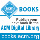 Publish Your Next Book in the ACM Digital Library