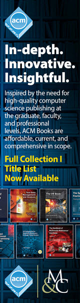 ACM Books Collection 1