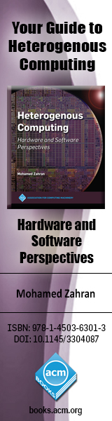 Heterogeneous Computing - Hardware and Software Perspectives
