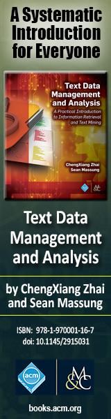 Text Data Management & Analysis