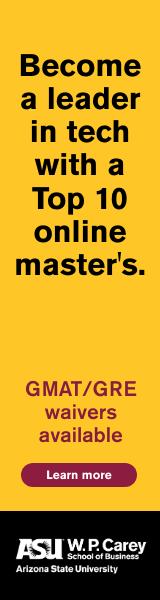 Top 10 Online Master's