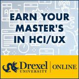 Drexel University Master's in HCI