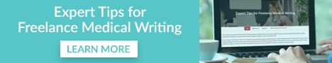 Expert Tips for Freelance Medical Writing