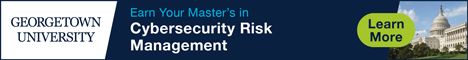 Master's in Cybersecurity Risk Management