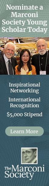 Marconi Society Young Scholar Award