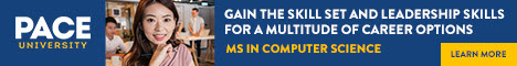 Pace University Online Master of Science in Computer Science