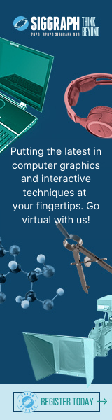 ACM SIGGRAPH Conference 2020