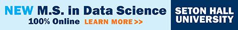 Seton Hall University - MS in Data Science