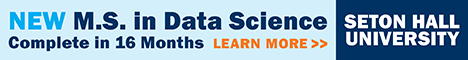 Seton Hall University - MS in Data Science