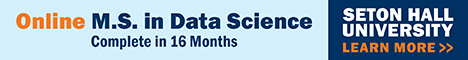 Seton Hall M.S. in Data Science
