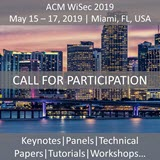 ACM WiSec 2019 Conference