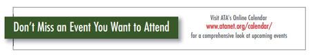 ATA Calendar of T&I Events