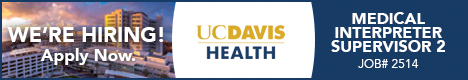 UC Davis Medical Interpreter Position