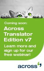 Across Translator Edition v7