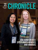 The ATA Chronicle January/February 2019