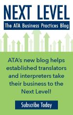 ATA Business Practices Next Level Blog