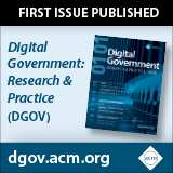 ACM Digital Government: Research and Practice