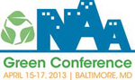 2013 NAA Green Conference
