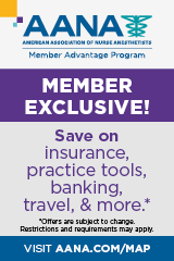 AANA Member Advantage Program