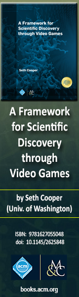 A Framework for Scientific Discovery Through Video Games