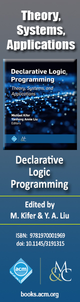 Declarative Logic Programming: Theory, Systems, and Applications