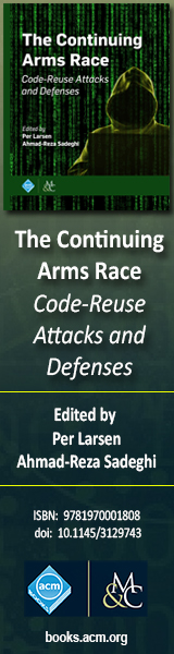 The Continuing Arms Race: Code-Reuse Attacks and Defenses