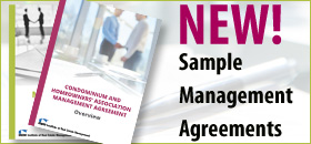 IREM Sample Management Agreements