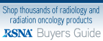Shop thousands of radiology and radiation oncology products. RSNA Buyers Guide.