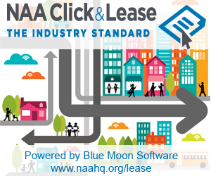 NAA Click & Lease: The Industry Standard