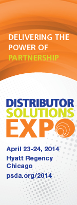 Distributor Solutions Expo 2014