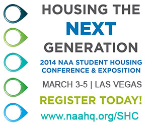 2014 Student Housing Conference