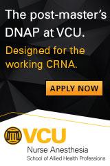 The Post-Master's DNAP at VCU