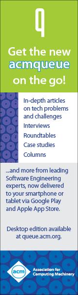 ACM Queue Mobile Apps