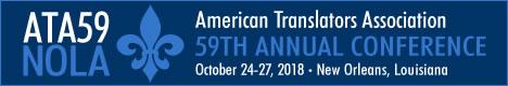 ATA 59th Annual Conference