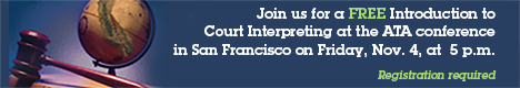 California Court Interpreting Program