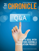 The ATA Chronicle March/April 2017