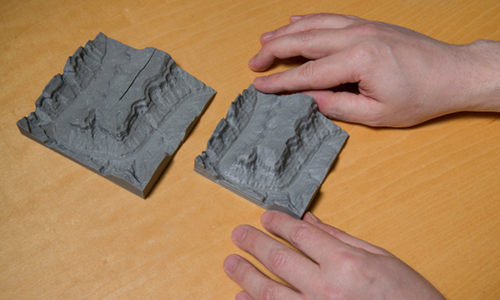 Iowa State Geologists Develop App to Print 3D Terrain Models of Any Place on Earth