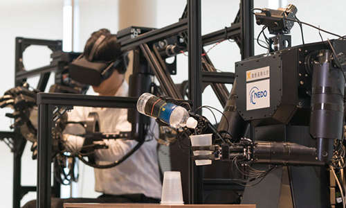 Robotic Arms With a Human-Like Sense of Touch