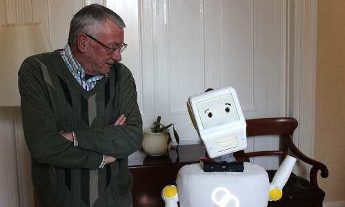 We Built a Robot Care Assistant for Elderly People—Here's How It Works