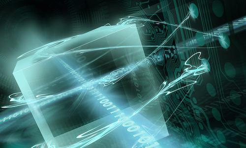 A cyber grid