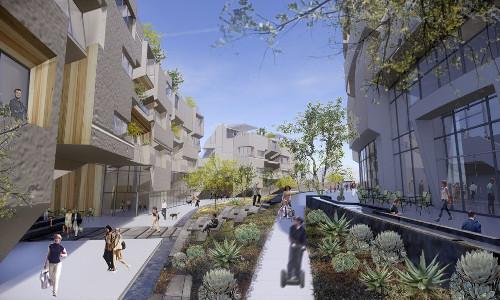 Blockchain LLC's proposed smart city