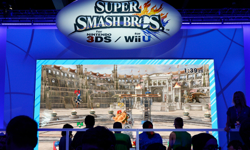 AI Super Smash Bros. Challenge