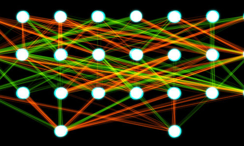 Representation of a neural network