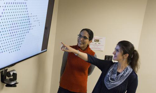 Arizona State researchers review particle systems