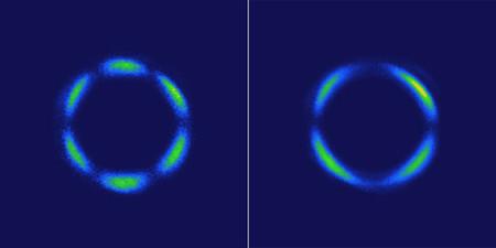 3D quantum liquid crystal