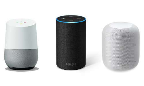 Alexa, Siri, and Google Assistant.