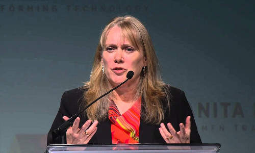 Vicki L. Hanson, who will take on the roles of executive director and CEO of ACM on July 1