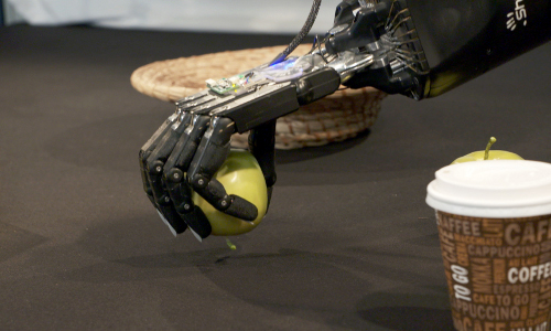 fine-touch robot hand