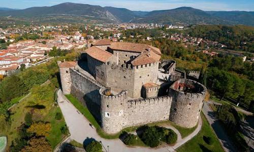 Castle Gorizia
