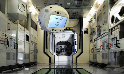 CIMON, an artificially intelligent robot, is set to fly to the International Space Station.